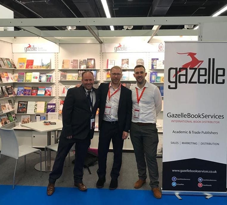Normal Books represented at the Frankfurter Buchmesse 2018