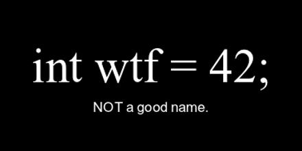 wtf-naming