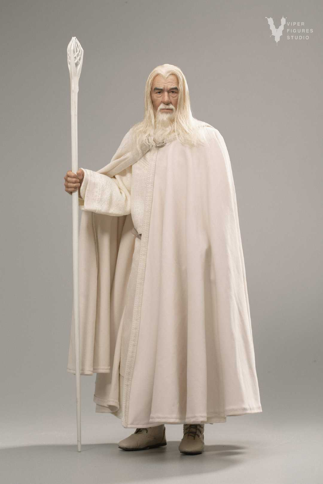 Viper Studio The Lord of the Rings Gandalf the White 1/6 Scale Figure