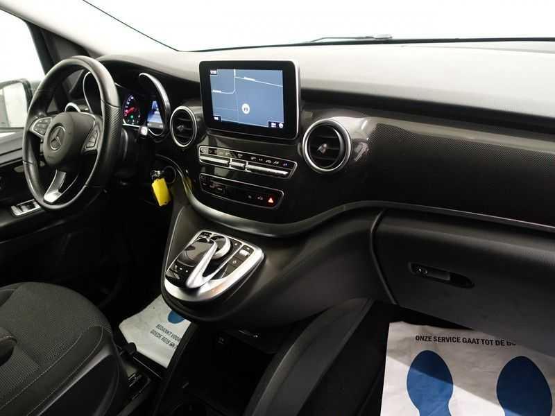 Mercedes-Benz V-Klasse 220 CDI Lang Dubbel Cabine 5/6 Pers Amg Style Autom- Navi, Camera, Xenon afbeelding 18