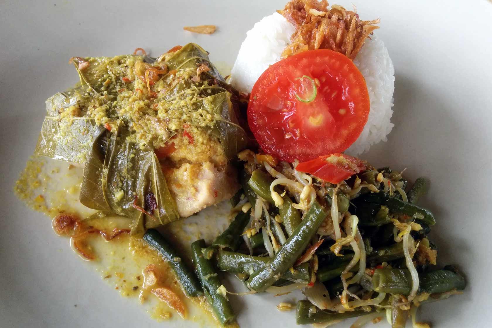 Fish buntil