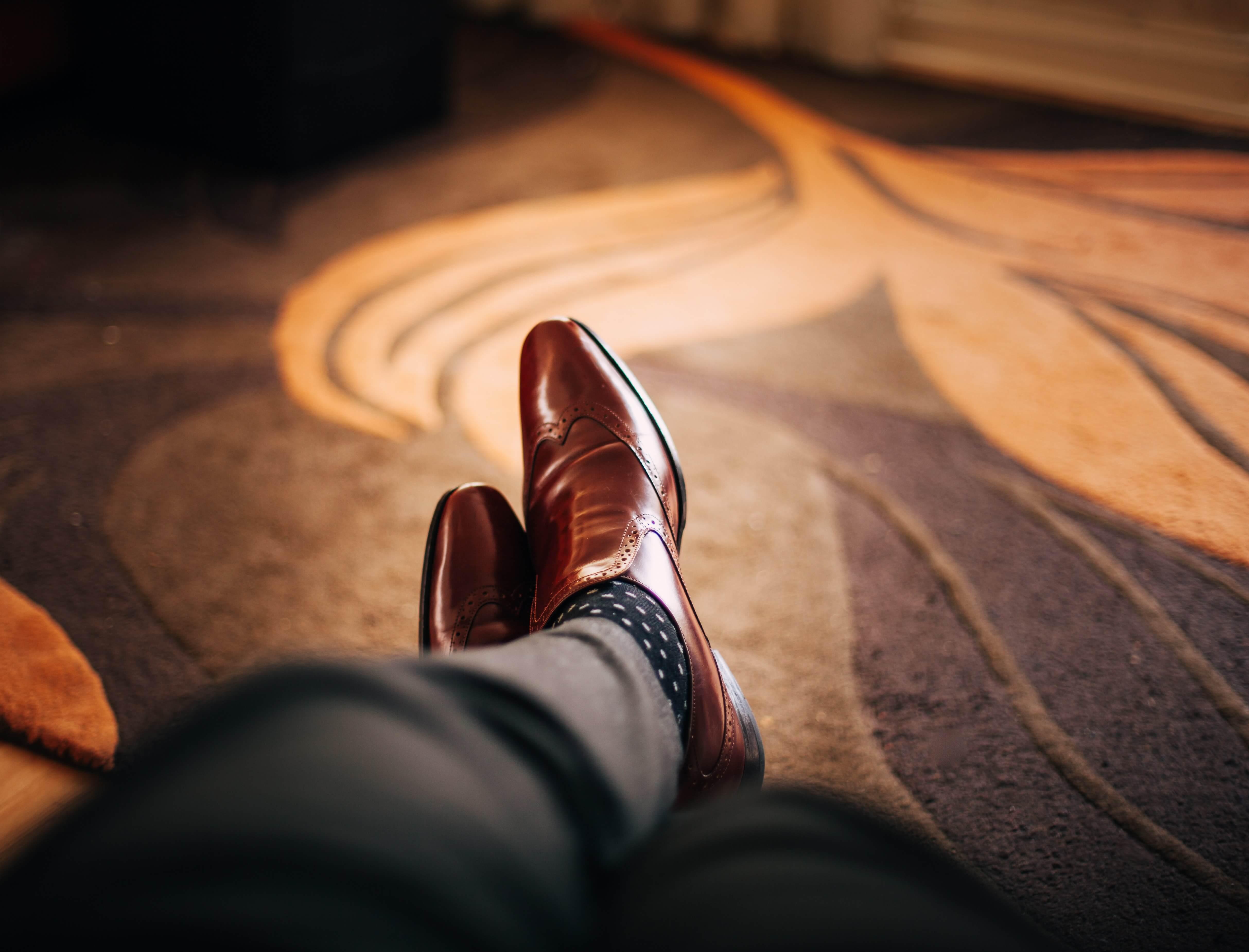 6 Shoes Men Should Own