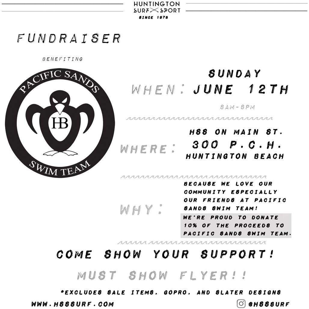 HSS Fundraiser