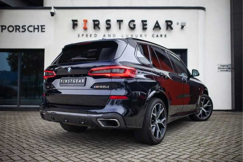 BMW X5 M50d High Executive *Pano / Standkachel / Laserlight / Head-Up* afbeelding 3