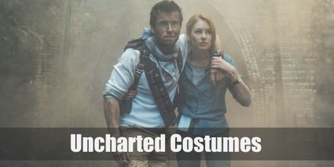 Costume Guides for Chloe Frazer, Elena Fisher and Nathan Drake