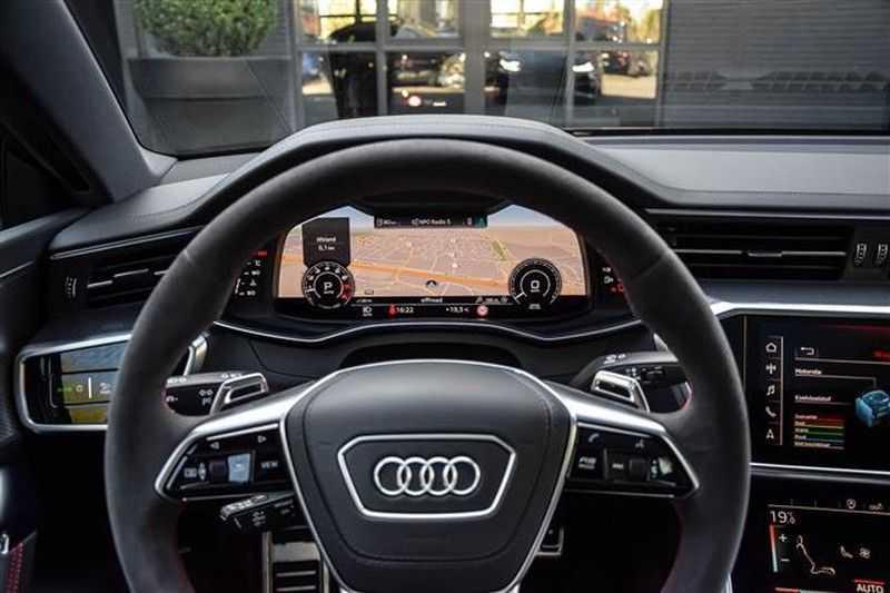 Audi RS7 DYNAMIC PLUS+PANO.DAK+DESIGNPAKKET (600 PK) afbeelding 4
