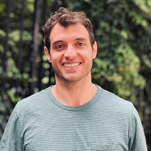 Headshot of Eric Levenseller.