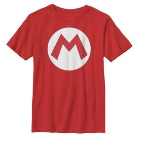 Mario Icon T-Shirt