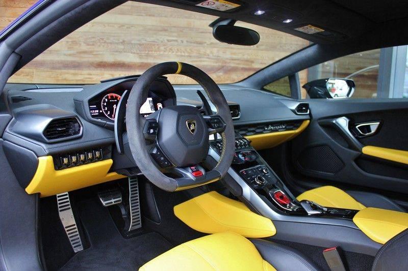Lamborghini Huracan 5.2 V10 LP610-4 **Keramisch/Forged Carbon/Lift/Alcantara** afbeelding 4