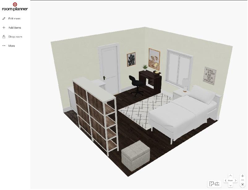 College Room Planner