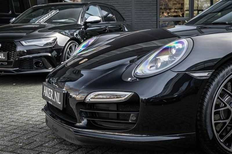 Porsche 911 TURBO GLAS DAK+ADAPT.STOELEN+CAMERA afbeelding 16