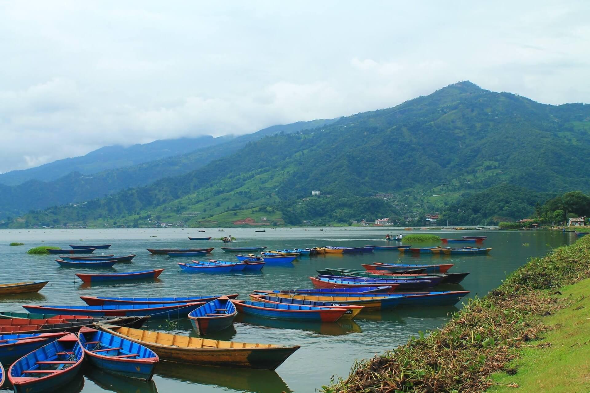 Fewa / Phewa Lake of Nepal