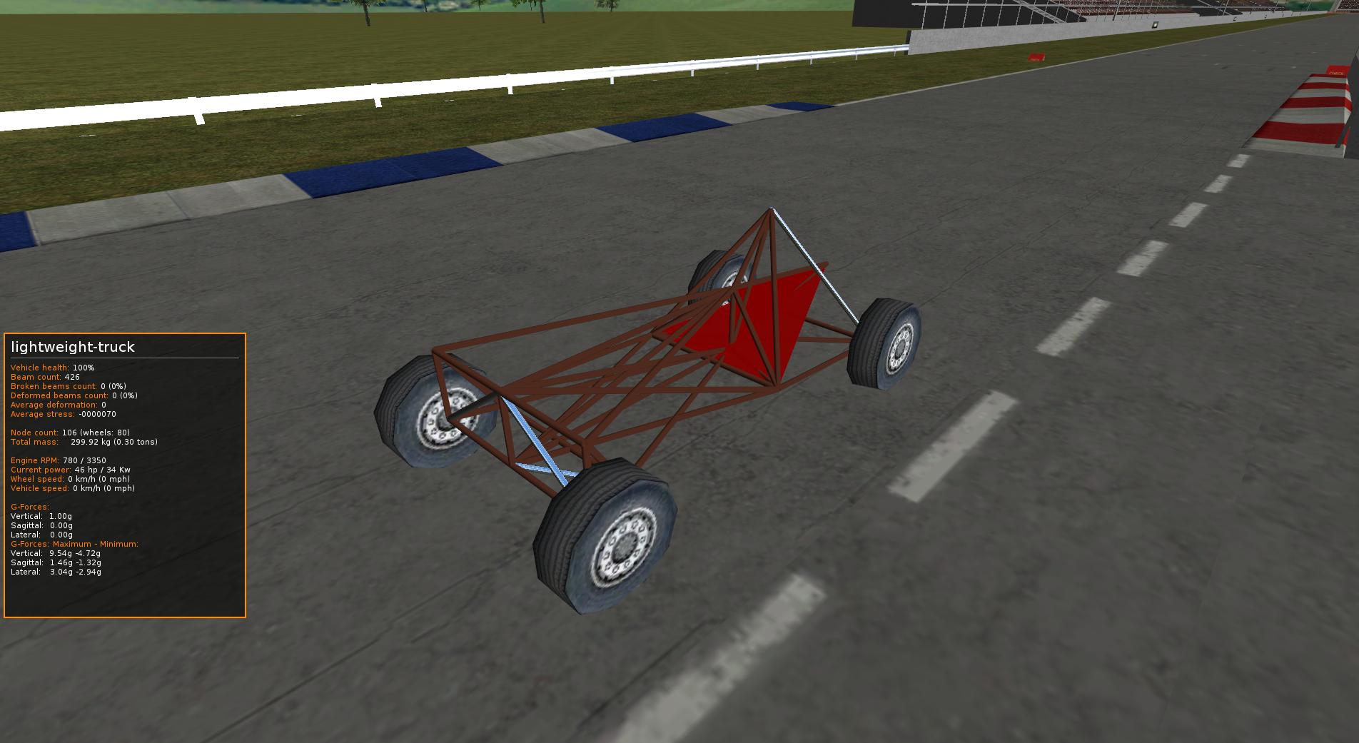 Lightweight-truck