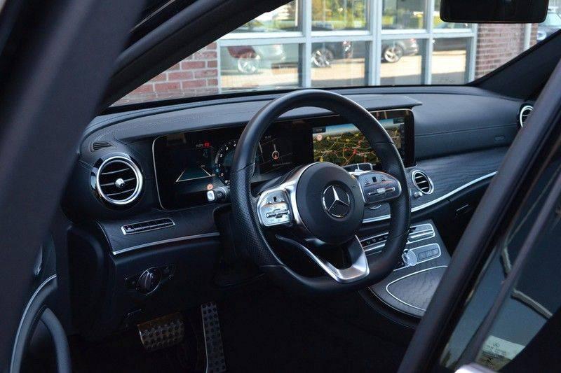 Mercedes-Benz E-Klasse 200 T 184pk AMG-Line El-Dak Night Trekh Widescr Burmester afbeelding 7