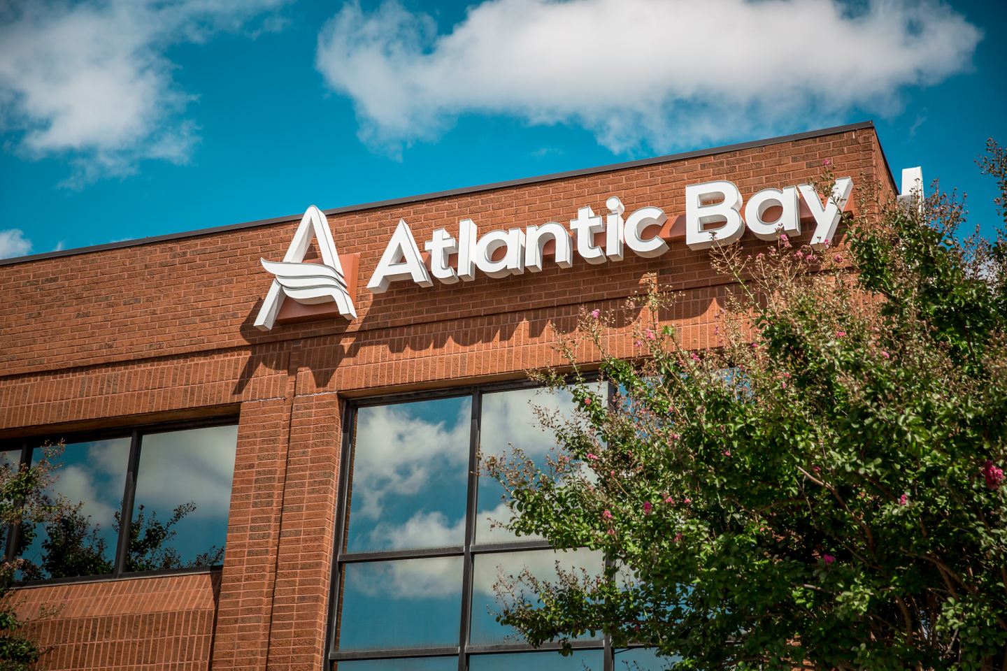 Atlantic Bay Mortgage Group corporate headquarters in Virginia Beach, Virginia
