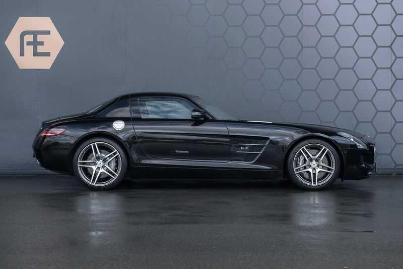 Mercedes-Benz SLS Coupé 6.3 AMG B&O afbeelding 4