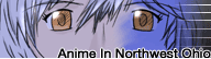 The first web banner used by Anime in Northwest Ohio. Features an anime style character looking at you.