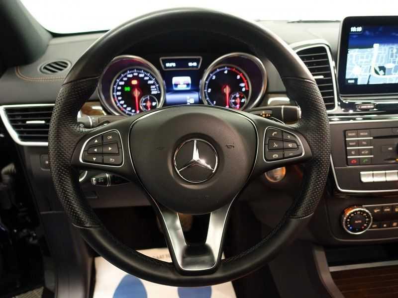 Mercedes-Benz GLE Coupé 350D AMG 4MATIC 259pk Aut- Pano, Harman/Kardon, Leer, 360 Camera afbeelding 10