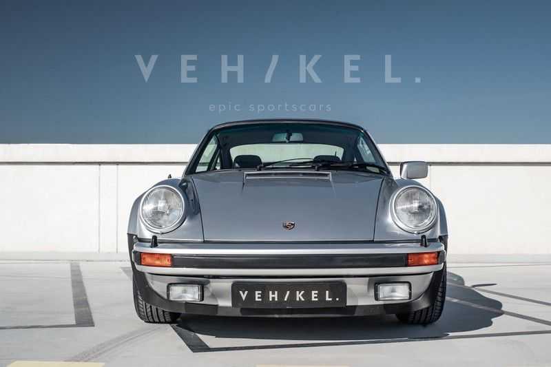 Porsche 911 930 3.3 Turbo Coupé // uitzonderlijk mooie staat // afbeelding 7