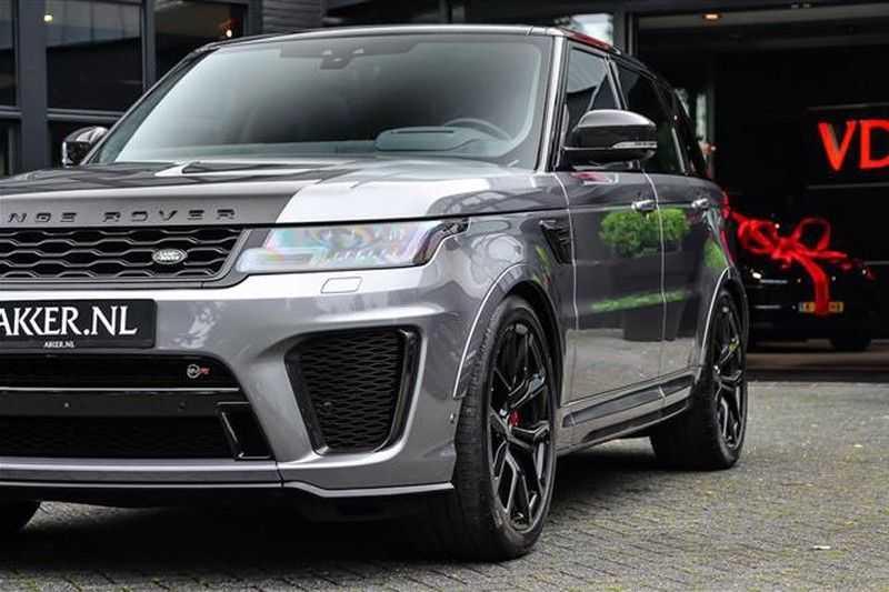 Land Rover Range Rover Sport 5.0 SVR CARBON+PANO.DAK+ACC+HEADUP NP.250K afbeelding 3