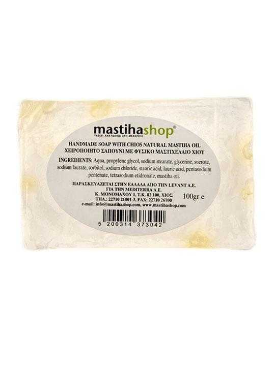 Σαπούνι με μαστιχέλαιο - 100gγρ
