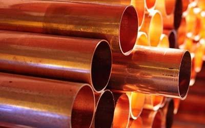 Grade L - Copper Pipes - USA Made