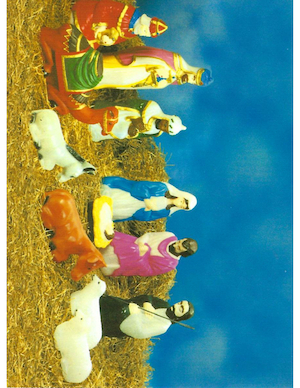 General Foam Plastics Nativity Tag #084-030247 preview