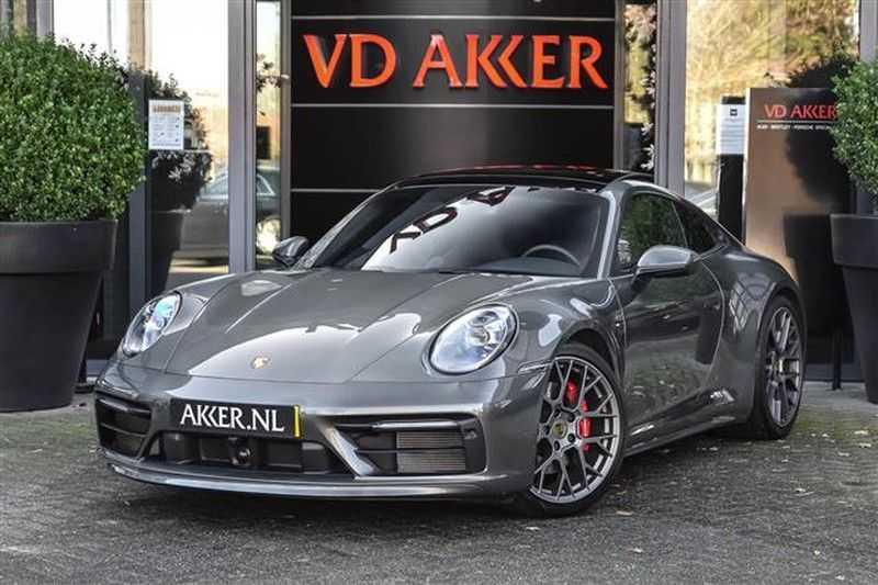Porsche 911 4S SPORTDESIGN+LIFTSYST.+GLAS DAK+4WSTURING NP.219K