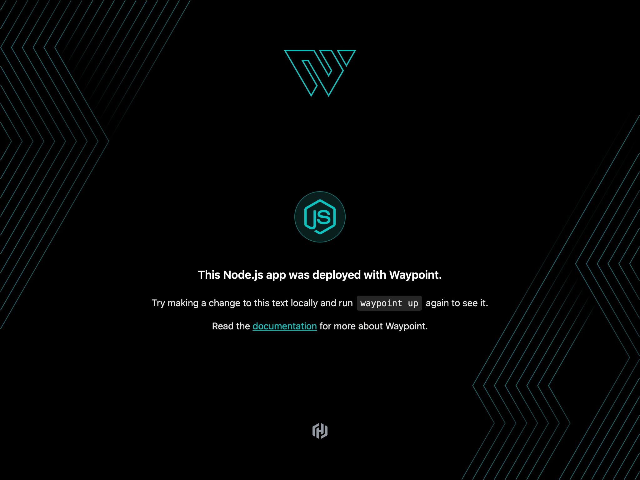 Waypoint Web Application