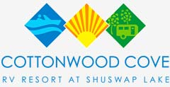 Cottonwood Cove RV Resort Logo