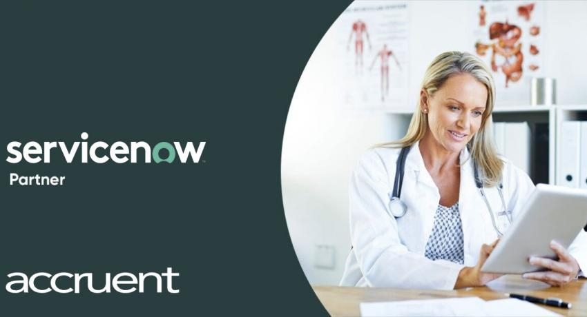 Accruent - Resources - Articles - Accruent helps clinics deliver safer, more modern healthcare equipment on the Now Platform - Hero