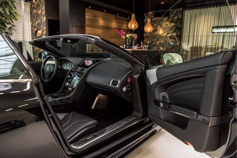 Aston Martin DBS Volante 6.0 V12 Black Carbon Edition afbeelding 21