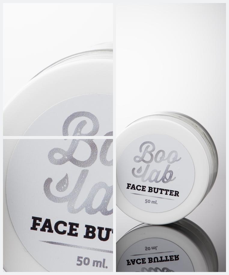 Boolab maslac za lice (Face butter) u originalnoj ambalaži.