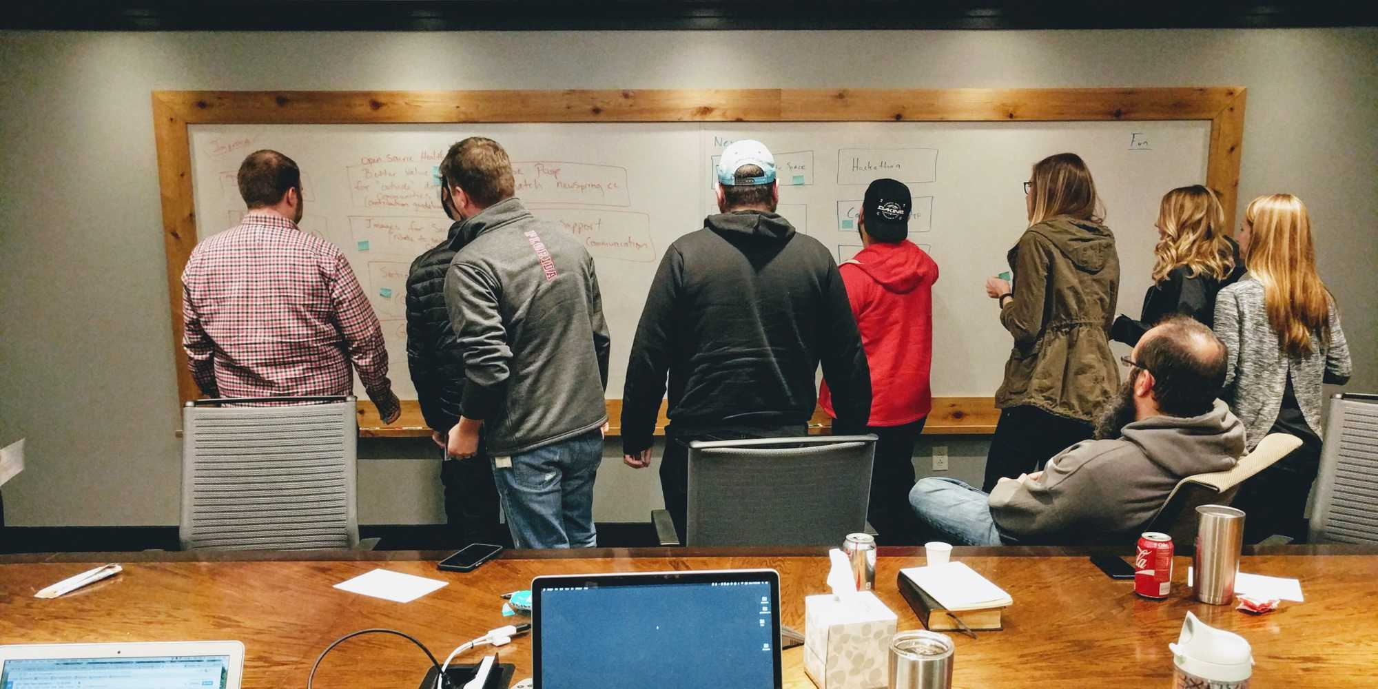 NewCulture Consulting Using Scrum For A Greater Mission At NewSpring Church blog image