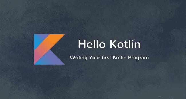 Writing your first Kotlin program