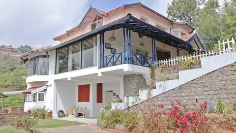 Dawson Bungalow - 4 bed Independent House for Sale Coonoor - House for sale in Bettati, coonoor