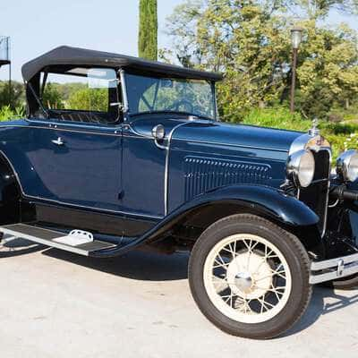 Ford Model A Roadster 1930 11