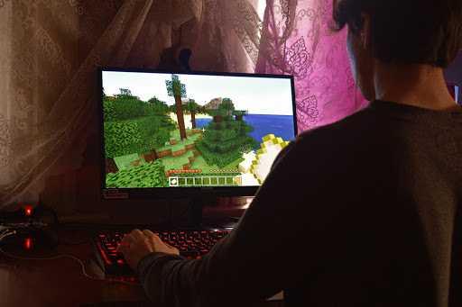 minecraft spelen op pc