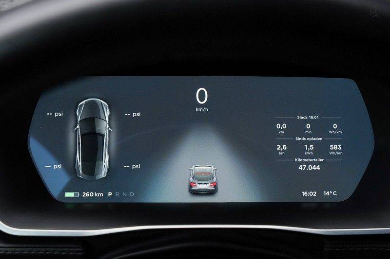 Tesla Model S 85D Performance 700pk Free Charging Pano Leer afbeelding 18