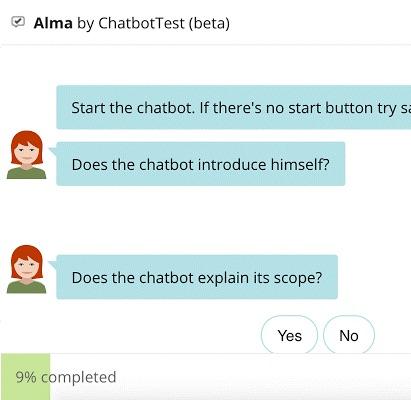 Alma para Chatbottest.com