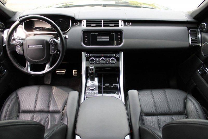 Land Rover Range Rover Sport 3.0 SDV6 HSE Dynamic Pano, Black pack afbeelding 6