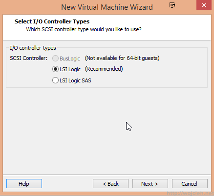 Installing VMware ESXi 6.0 in VMware Workstation 11 - 10