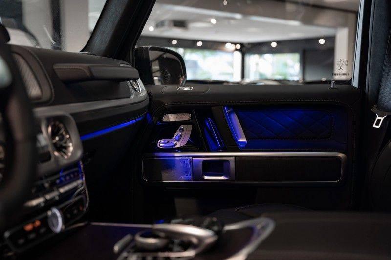 Mercedes-Benz G-Klasse G63 AMG Burmester G 63 AMG Burmester Premium Plus pakket afbeelding 23