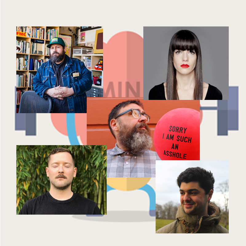List of Digital Designers - Draplin, Stripe, HeadSpace, and more