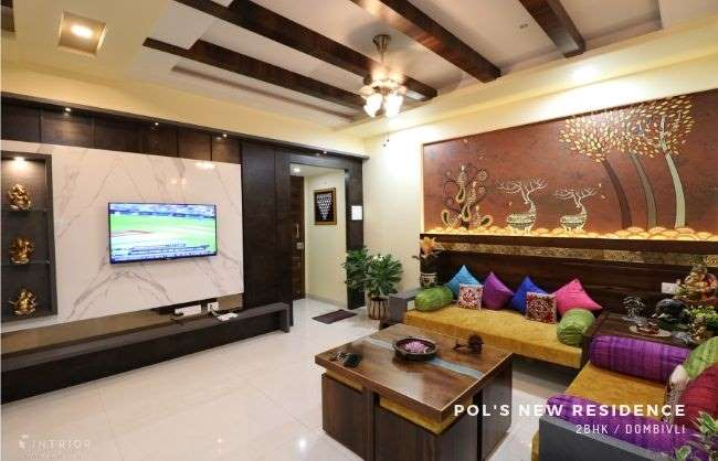 Pol's Residence 2BHK Dombivli