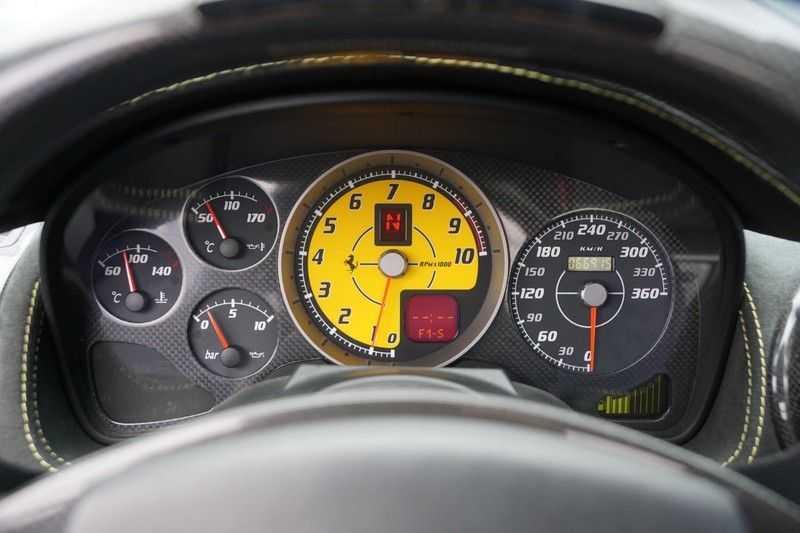 Ferrari F430 4.3 V8 Scuderia / 510 PK *!*Only 1500 worldwide *!* afbeelding 10