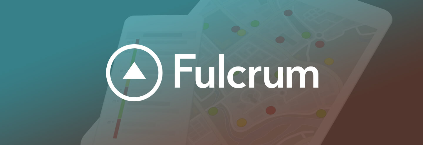 Fulcrum Product Update - Fall 2019