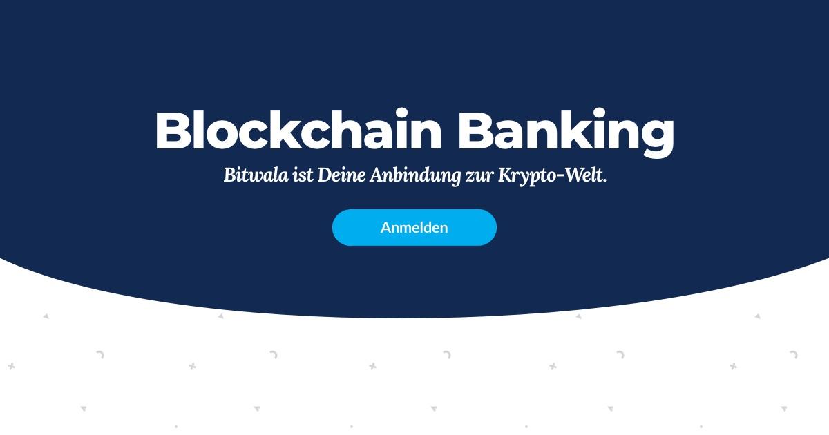 Die neue Bitwala Webseite