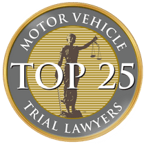 moto vehicle trial lawyers award