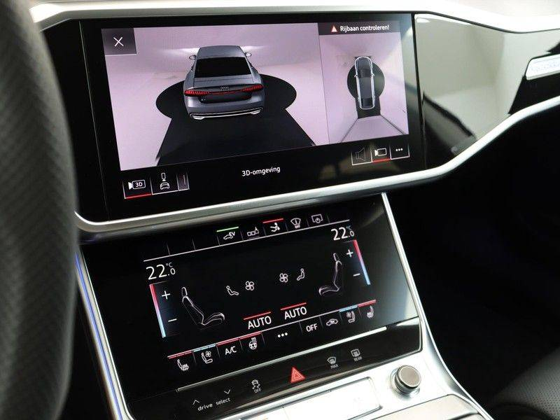 Audi A7 Sportback 55 TFSI e quattro Competition 376 PK   21'' velgen zwart   Assistentiepakket Tour & City   360* Camera   Head-Up   Matrix LED   Adapt. Demping   Comfortstoelen   Leder afbeelding 4